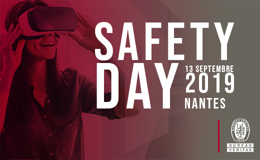 Safety Day à Nantes le 13 septembre 2019