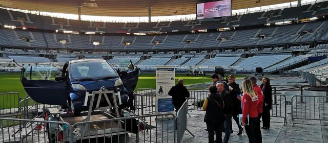 Safety Day au Stade de France le 10 Octobre 2019